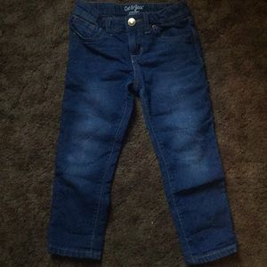 Kids Medium Wash Jean